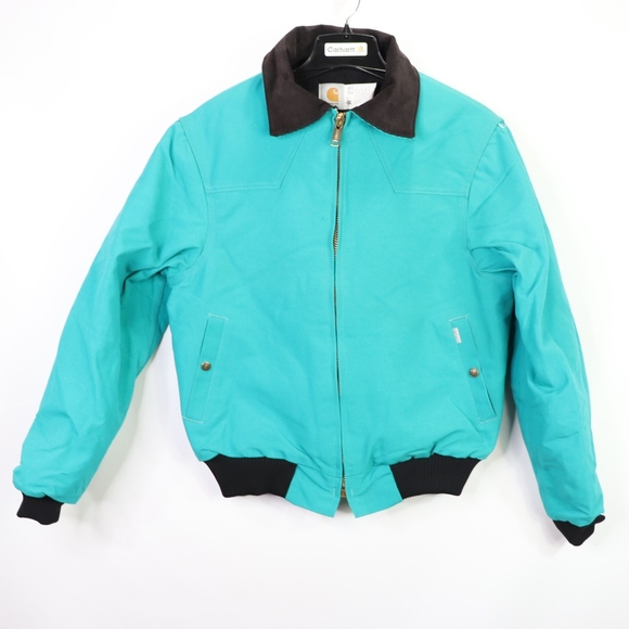 f507b4e440 Carhartt Jackets & Coats   Vintage New Mens Medium Work Jacket Green ...